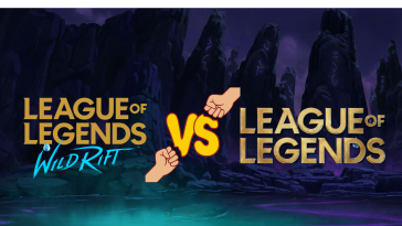 Here are 12 Differences between League of Legends and Wild Rift