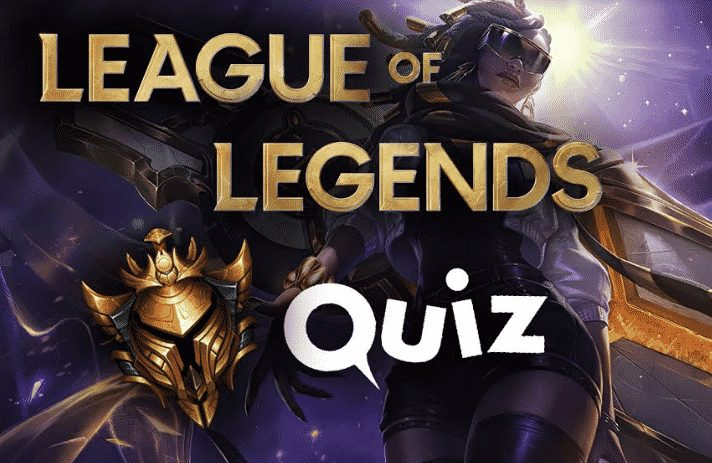 Hardest League of Legends Quiz You'll Ever Take
