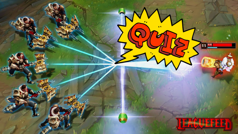 Can you name the League of Legends champions by their ultimate abilities?
