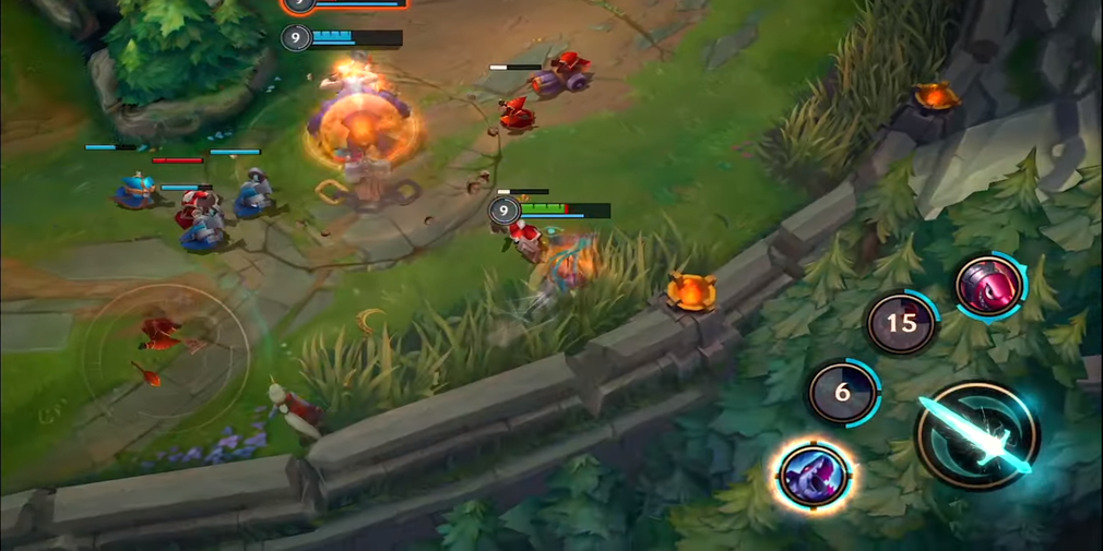 Differences between Wild Rift and League of Legends