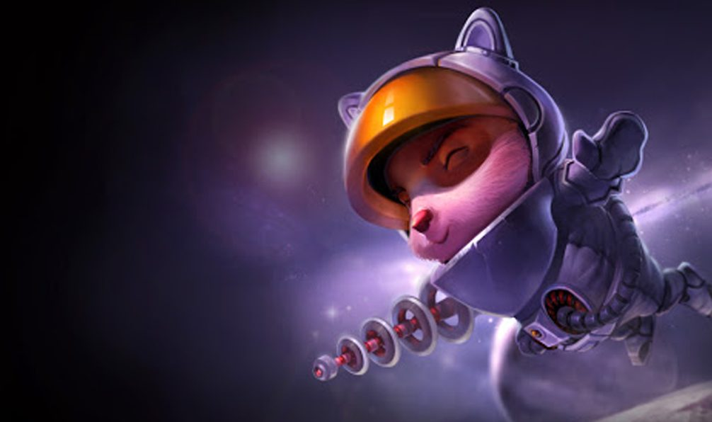 Invisible Teemo is a great champion pick which makes him one of the best off-meta junglers in Season 10