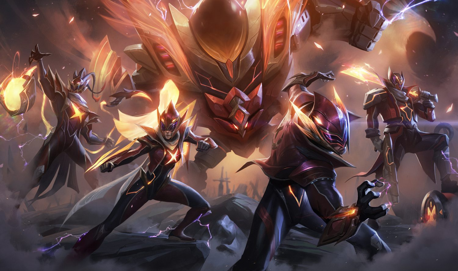 League has a lot of skins, but how many skins does League really have? The answer is 1132.