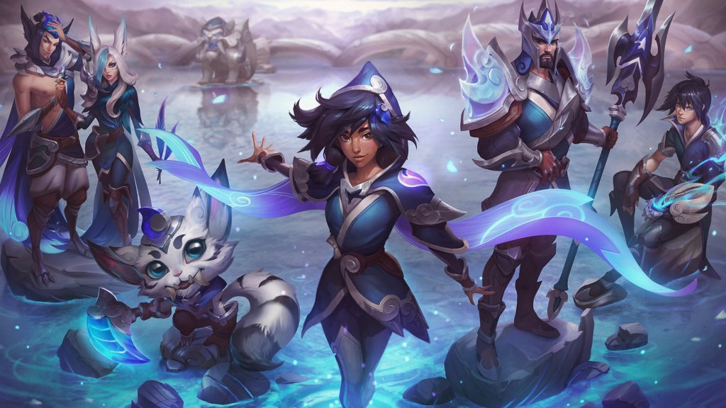 We all know that League of Legends has plenty of skins, but we never really knew the exact number. Here's how many skins does League of Legends have