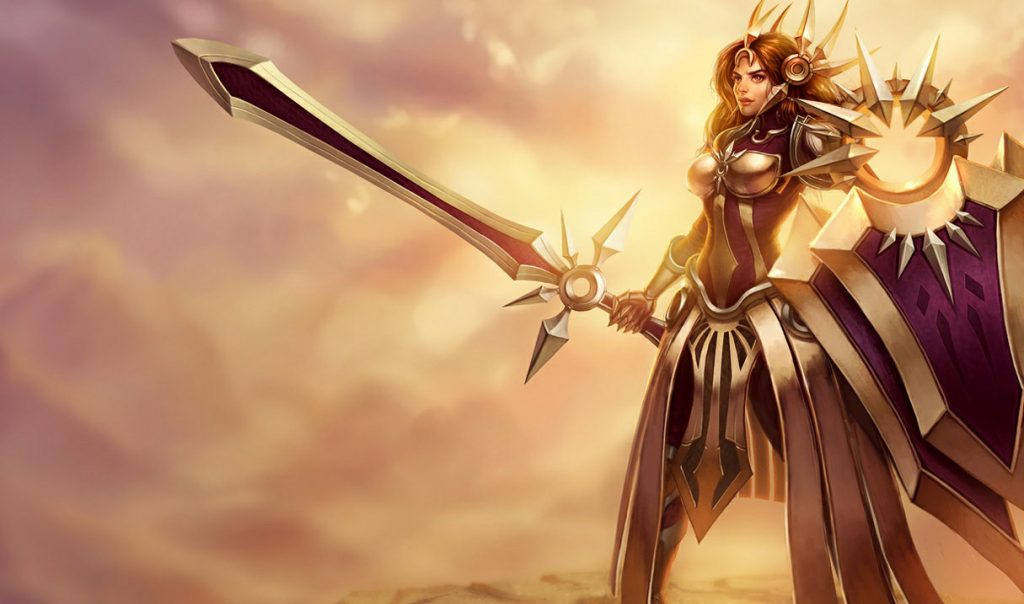 You just can't go wrong with Leona. She's one of the best supp champs in Patch 10.15 of League of Legends