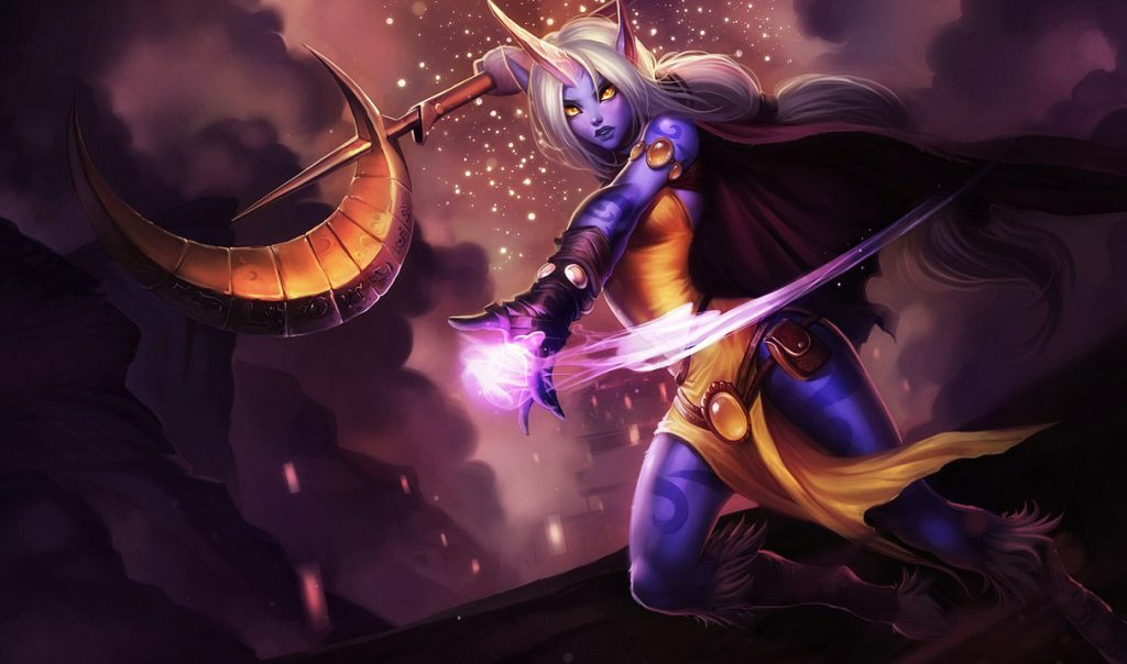 Soraka is the BEST Support champion in League of Legends Patch 10.15