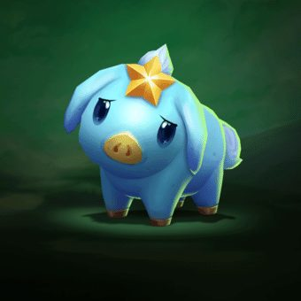 All Fuwa needs is love and hugs! He's so cute that we've decided to put him on the #2 of our list of the 8 best Little Legends in League of Legends. Fuwa is one of the best tft eggs in the game