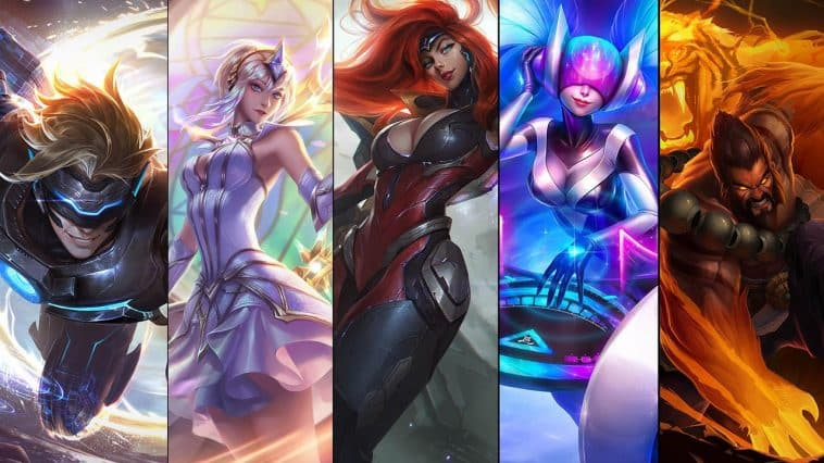 Have you ever wondered how much would it cost to buy every skin in league of legends? Well, it's time for you to finally find out!