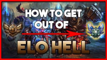 How to get out of Elo Hell? This question has been asked by many League of Legends players. We've finally found the answers!