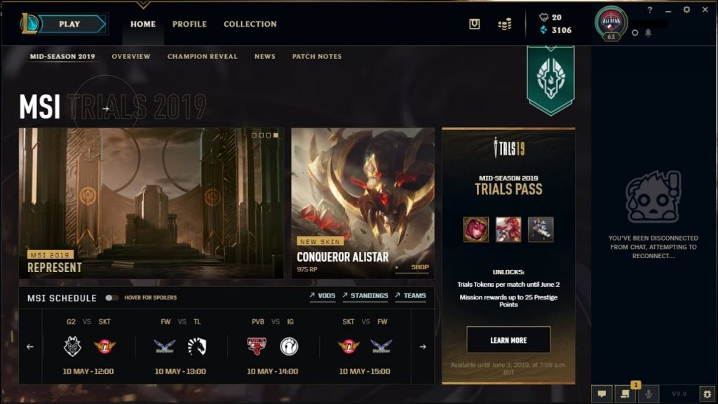 Did you know that you can easily appear offline in LoL? Say goodbye to annoying friends and play some games in peace, alone