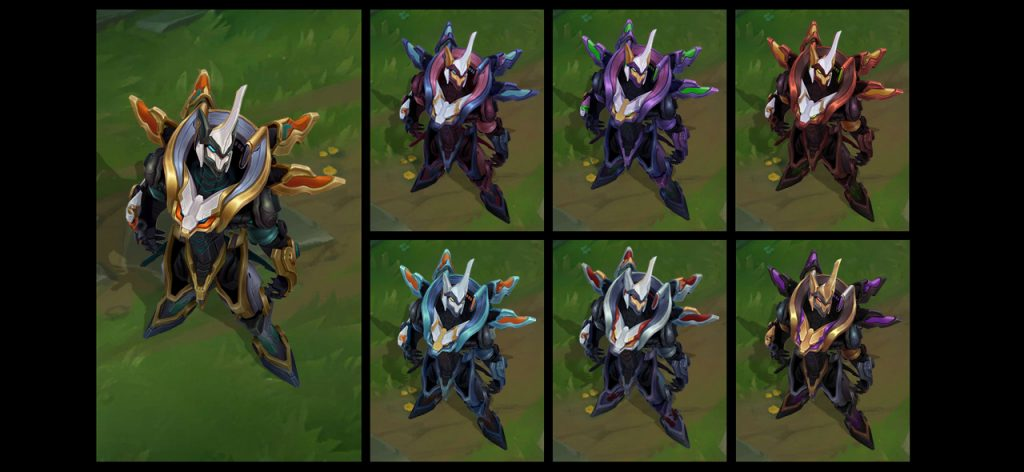 How Many Skins Are In League Of Legends Leaguefeed