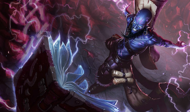 League of Legends has a lot of champions which means that you have plenty of options to choose from...