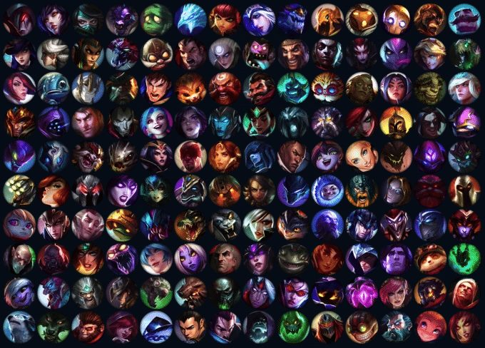 Playing too many LoL champions can be a big problem. You shouldn't try out new champions in your ranked games. Just play them for fun in your normal games or with friends.