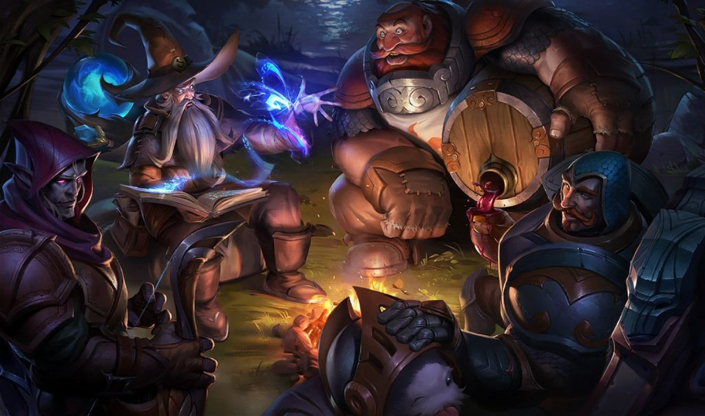 Braum has a lot of CC and he's good in 1-versus-1 duels. This all makes him a great off meta top lane pick in this Season of League of Legends