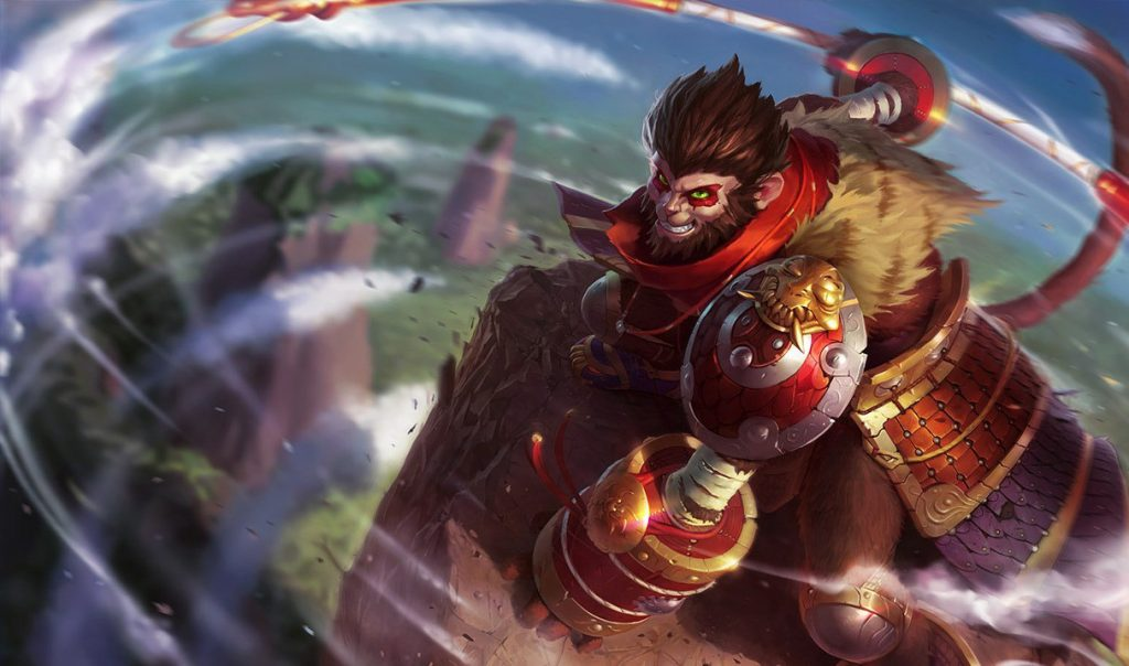 Ever since he got his rework, Wukong has become one of the best champions in Solo Queue in League of Legends. He can be played in both low and high elo