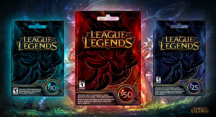 League of Legends: How to get Riot Points? Did you know that you can actually sometimes get Riot Points for free?