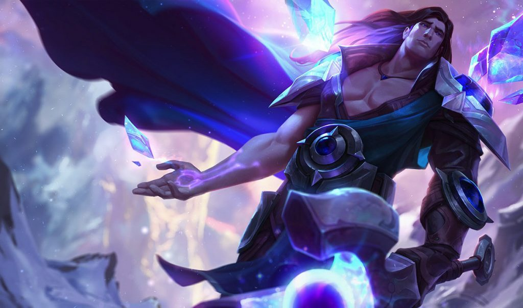 Taric is mostly played as a Support, but he does a great job on the top lane as well. You won't go wrong if you pick Taric on top