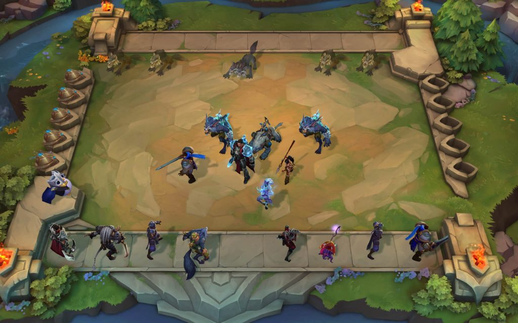 If you haven't been playing League for some time, you're probably wondering what Teamfight Tactics mode is... Here's how to play teamfight tactics League
