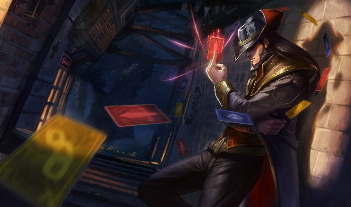 Playing Twisted Fate can be a little challenging since he doesn't have any escape abilities, but once you master him, you can easily carry your Solo Queue ranked games