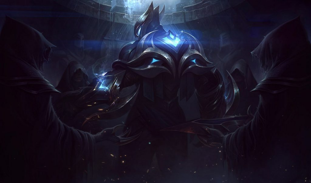 Zed can win a game in a matter of seconds due to high enormous one-shotting abilities.