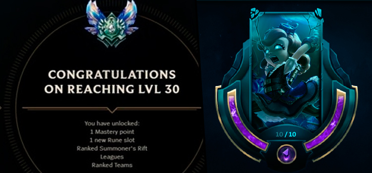 Have you ever wondered what's the The Fastest Way to Level 30 in League of Legends? Well, you don't need to wonder anymore because we've got an answer to your question!