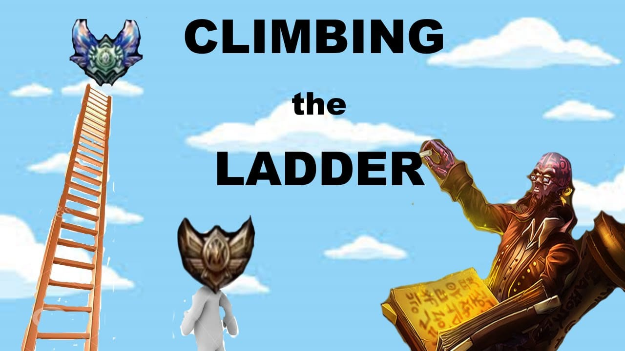 League of Legends players tend to make a lot of common mistakes, and after that they still blame other teammates. You should really stop blaming your teammates because it's not their fault that you're not climbing the ranked ladder (entirely). Here are the 4 main reasons why you're not able to climb the ranked ladder in LoL