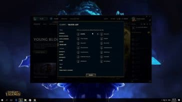 "Here are a couple of easy steps on how to unblock someone on League of Legends. Let's say that you've blocked your friend on ""accident"", here's how you can unblock him"