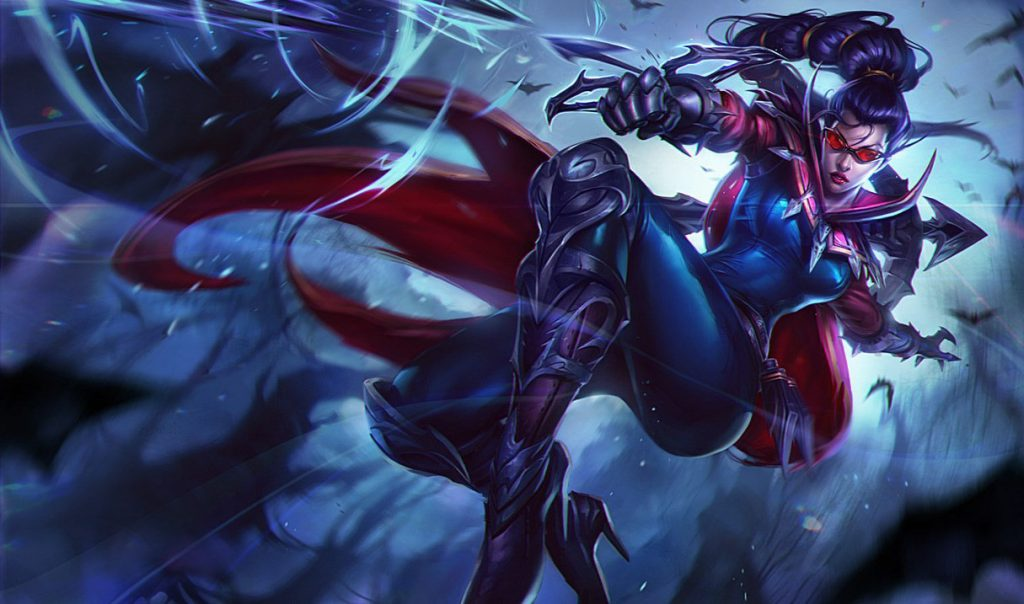 Vayne is a highly mechanical League of Legends champion. You're gonna need to spend a lot of time before you master her, but it will all be worth it once you get good with her.