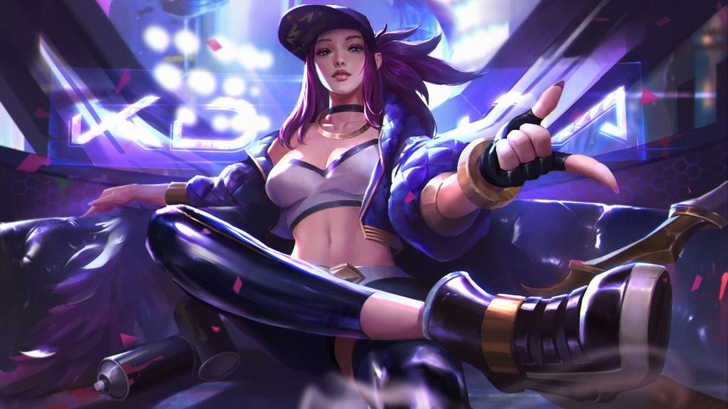Even though she recently received a nerf, Akali is still one of the best mid lane champions in League of Legends Patch 10.19. Here's why: