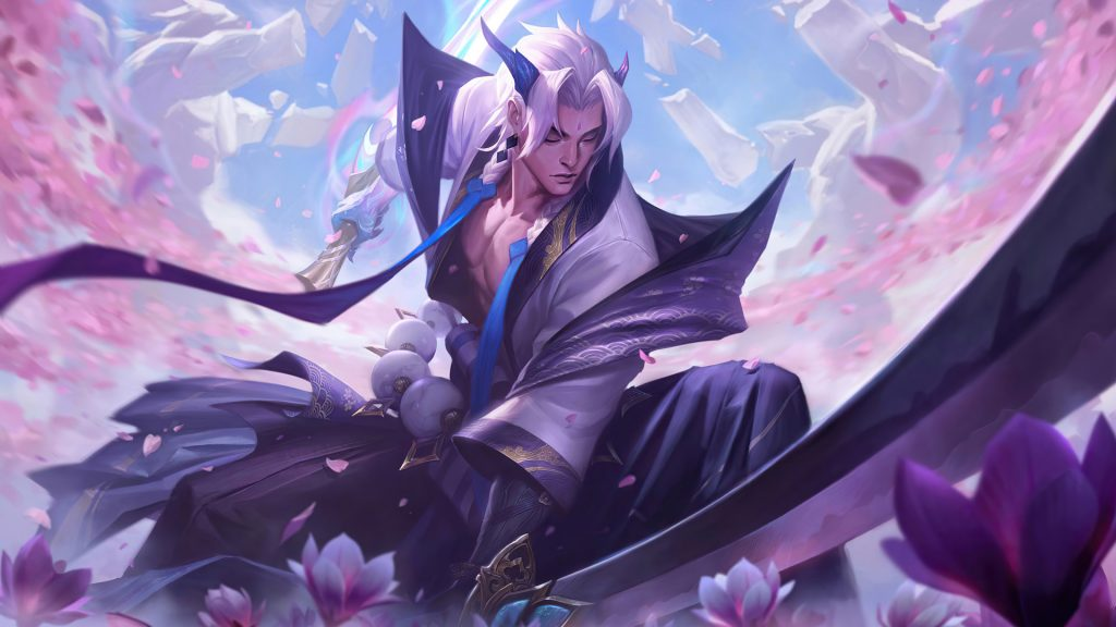 Yone is a newest champion in League of Legends, which means that not a lot of people have mastered him yet. You should really start playing Yone as he's very OP at the moment which makes him our #1 choice for the best mid lane champions in the current Patch 10.19 of League of Legends