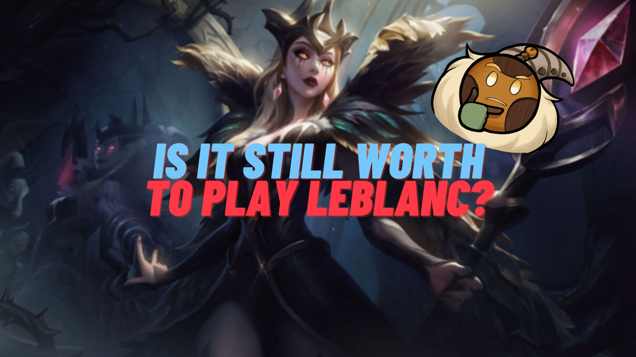 LeBlanc is a very underrated champion in almost every League of Legends Elo. However, once mastered, she can easily carry her games alone. She can even carry LeBlanc ARAM Build games