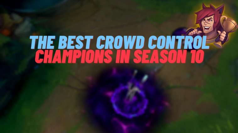 A lot of League of Legends champions have CC (Crowd Control) abilities which allow them to stun their opponents. Here's a list of the 3 best crowd control champions in Season 10 of League of Legends