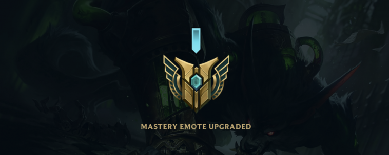 Champion Mastery was introduced to League back in Season 5. League players always loved these cool stats because they motivate them to play better and receive all kinds of rewards!