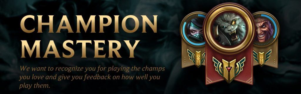 Champion LoL Mastery was introduced back in Season 5 of League of Legends. Now that we look back on it, a lot of time has passed by since it was implemented in the game. When it was released, players didn't quite understand mastery, and how does it work. Some players still don't. That's why we've decided to write this article to explain you all the wonders about it