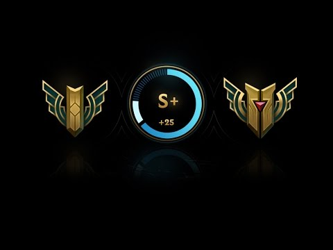 Did you know that the only way for you to get Mastery levels 5, 6, and 7 you have to get S ranks in a couple of games. That can be a bit tricky sometimes, however, it's not impossible. Here's how to get S rank in every League game you play!
