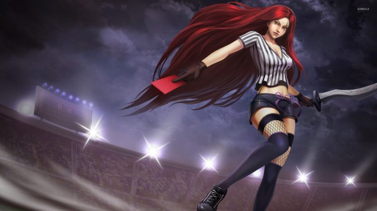 Here is the best build for Katarina in the Season 10's edition of League of Legends URF game mode!
