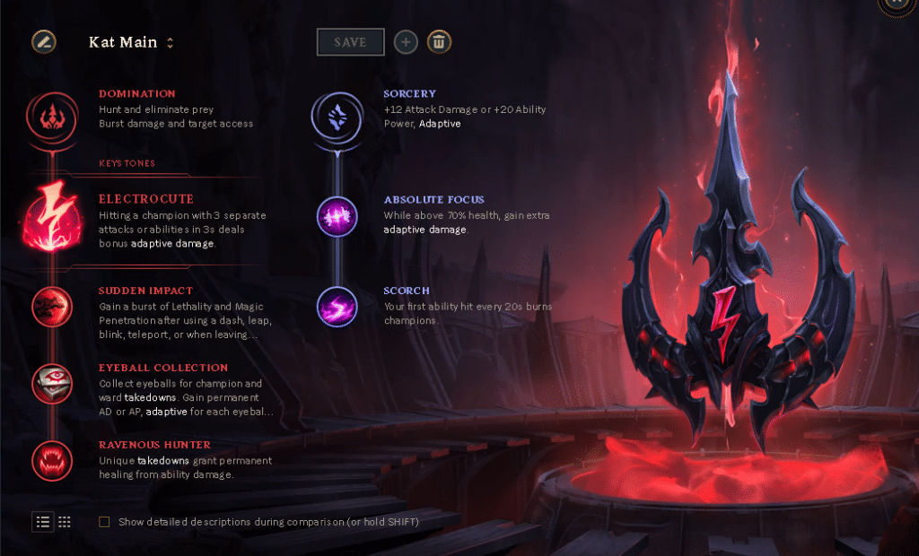 Katarina can be played in many different ways. You can choose Dark Harvest, Electrocute, Conqureror or Phase Rush runes for Katarina in URF. All of them work beautifully on Katarina. Here's which runes you should choose for Katarina and when!