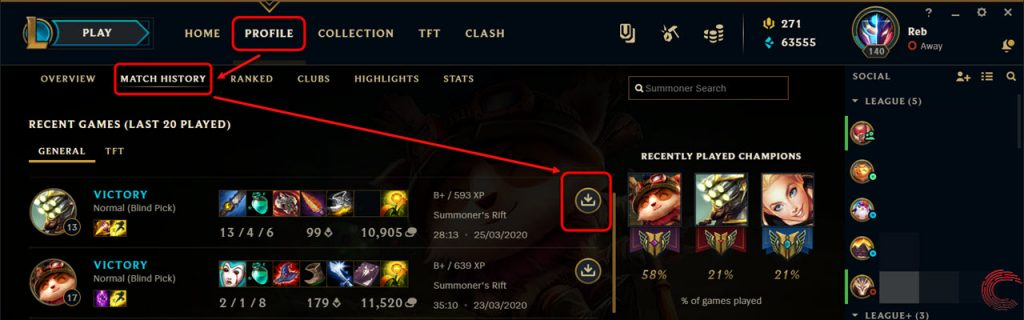 League of Legends implemented League replay feature not so long ago, and players still don't know how to use it properly. The most common problem for them is to actually find where are League replays saved