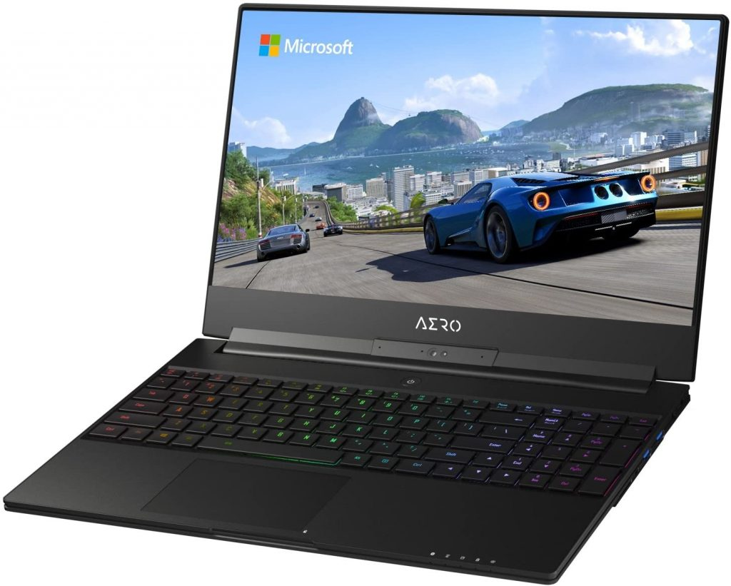 If you're looking for the perfect image and the perfect resolution, then the Gigabyte Aero 15 is the perfect choice for you. This laptop is so strong that it supports 4K resolution!