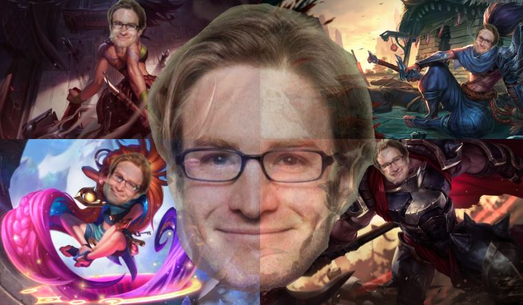 CertainlyT is an American developer who is responsible for the creations of many League of Legends champions. People hate him because he created Darius, Zoe and many other annoying champions. In this article we'll be naming all of his creations and explaining why do people really hate him