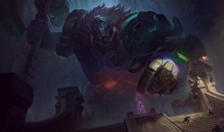 Inting Sion hasn't been a very popular pick lately, but that doesn't mean that it's a bad choice. You'll be surprised how good it actually is when you pick it, plus you're gonna have tons of fun!