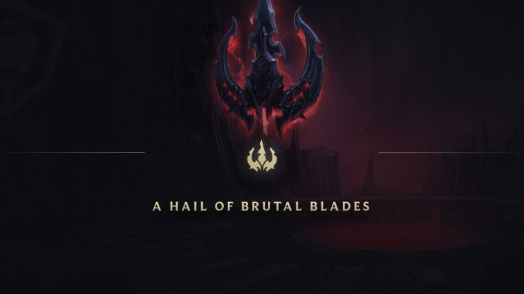 Just because a lot of players don't fully understand how to use it, Hail of Blades is one of the most underrated runes in League of Legends. However, once you learn how to use it, it becomes one of the most powerful runes in the game.