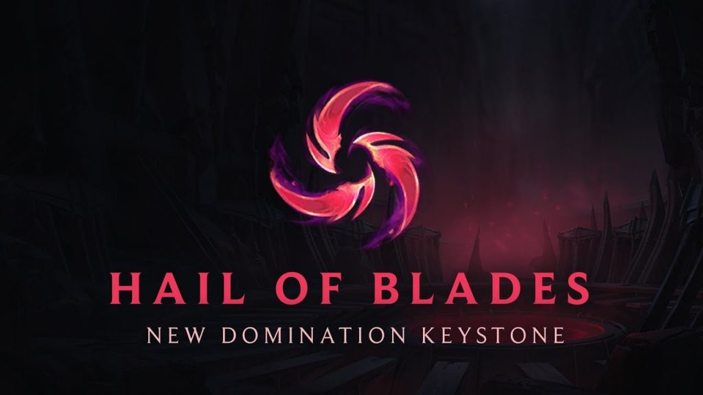 Hail of Blades is a confusing new rune which Riot released not so long ago. Most League players still don't know how and when to use it properly. We've decided to help you out with that.