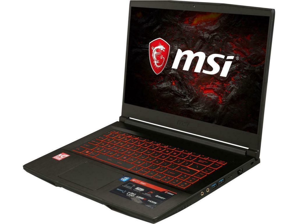 If you're tight on your budget, then you should definitely consider this MSI GF63 laptop. Down below you can see the full specifications of the laptop!