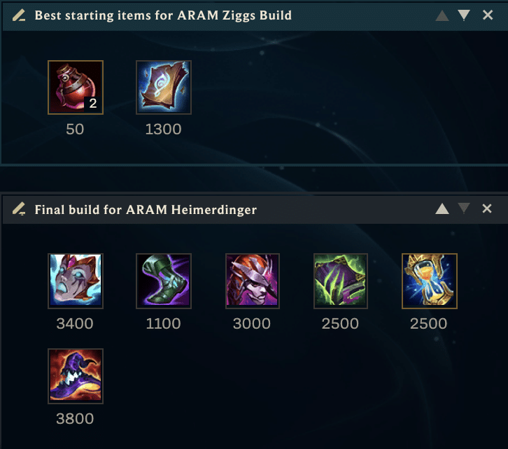 Even though he's not a very popular champion, Ziggs can really make a difference and carry his team to victory on ARAM. If you choose the right items, Ziggs can deal a massive AOE damage with his abilities. Here's the best items for Ziggs on ARAM.