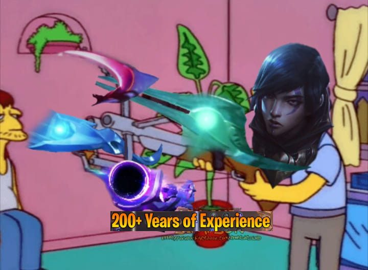 200 Experience Aphelios Meme is one of the most popular memes in the League of Legends Community. Here's why: