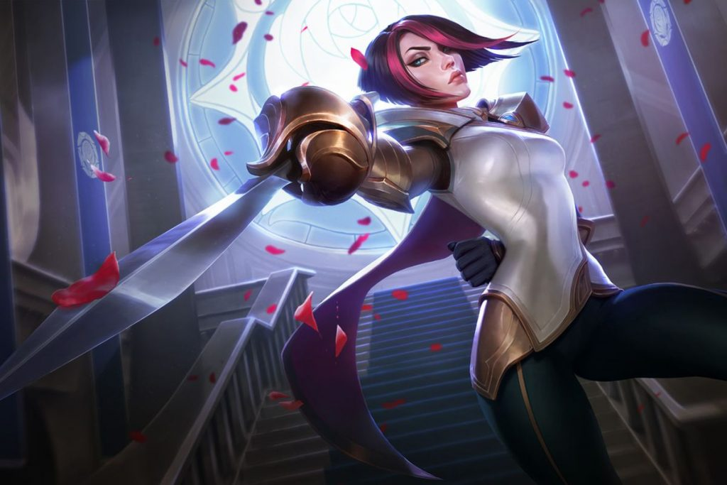 How many champions does League have? League of Legends has more than 40 bruisers, and has many more champions in total!