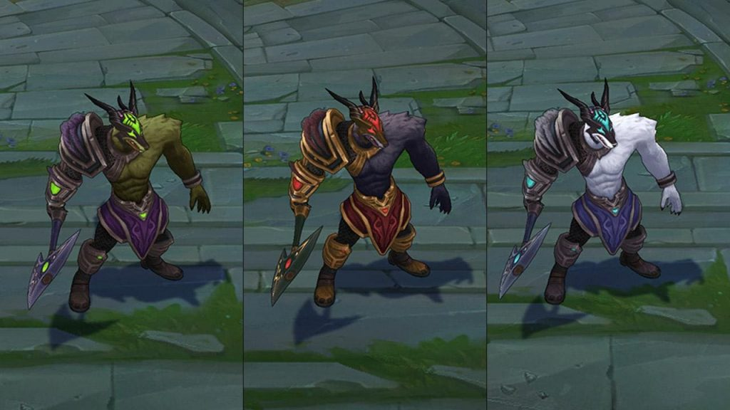 Riot Games have released a lot of skins throughout 10 Seasons. Here's how many chroma skins League of Legends actually haves