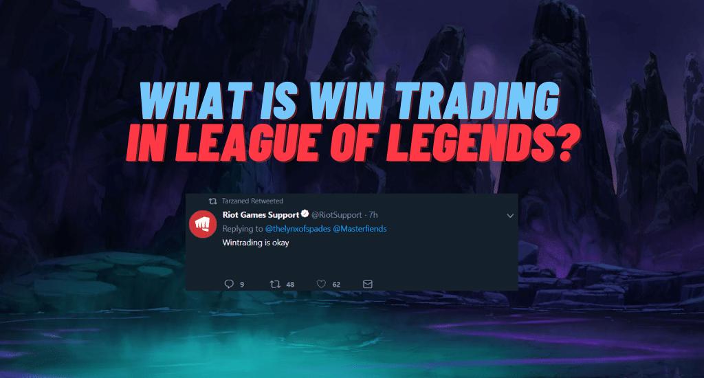 win trading lol