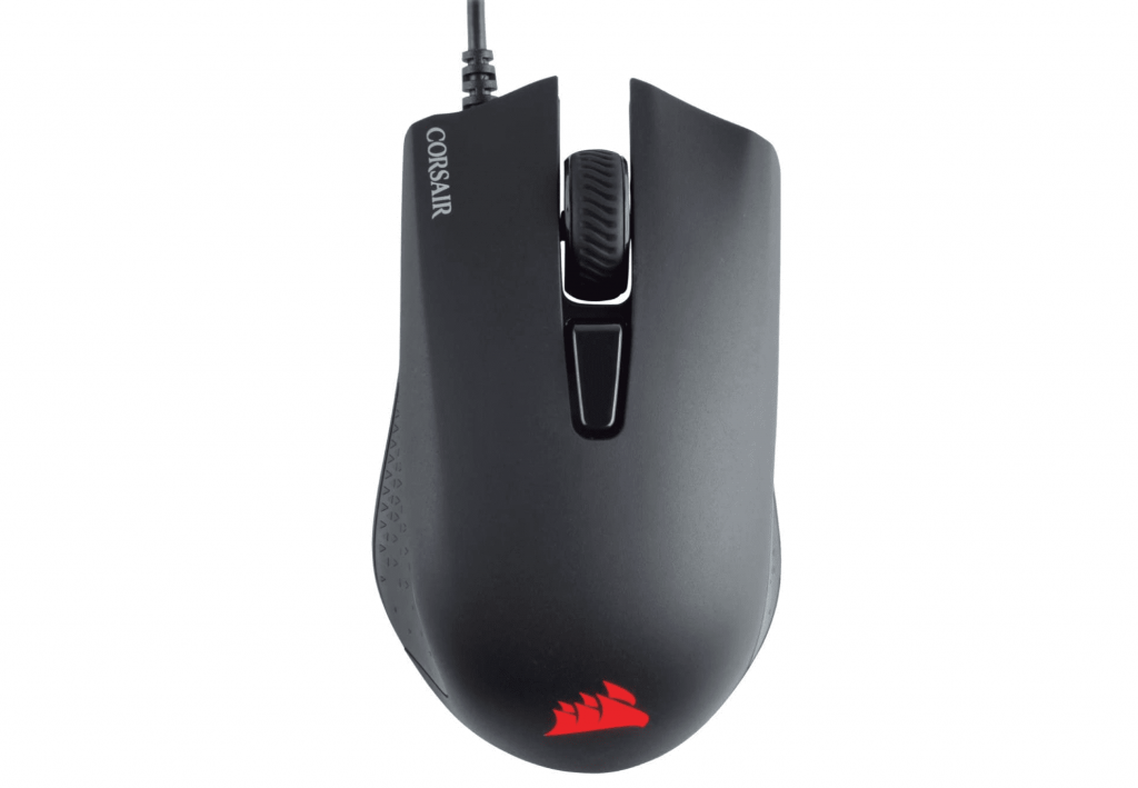 Corsair have done a remarkable job with their Corsair Harpoon gaming mouse. This mouse is small and compact, and has a high-quality tangle-free rubber cable, which makes it the best budget-friendly gaming mice for League of Legends!