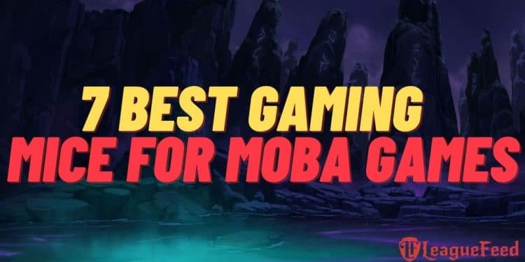 Are you a fan of MOBA games? Well, who isn't!? In this article we've reviewed the best mice for MOBA games in 2021! We've deeply analyzed each mouse from this list, and we have found the perfect one for you!